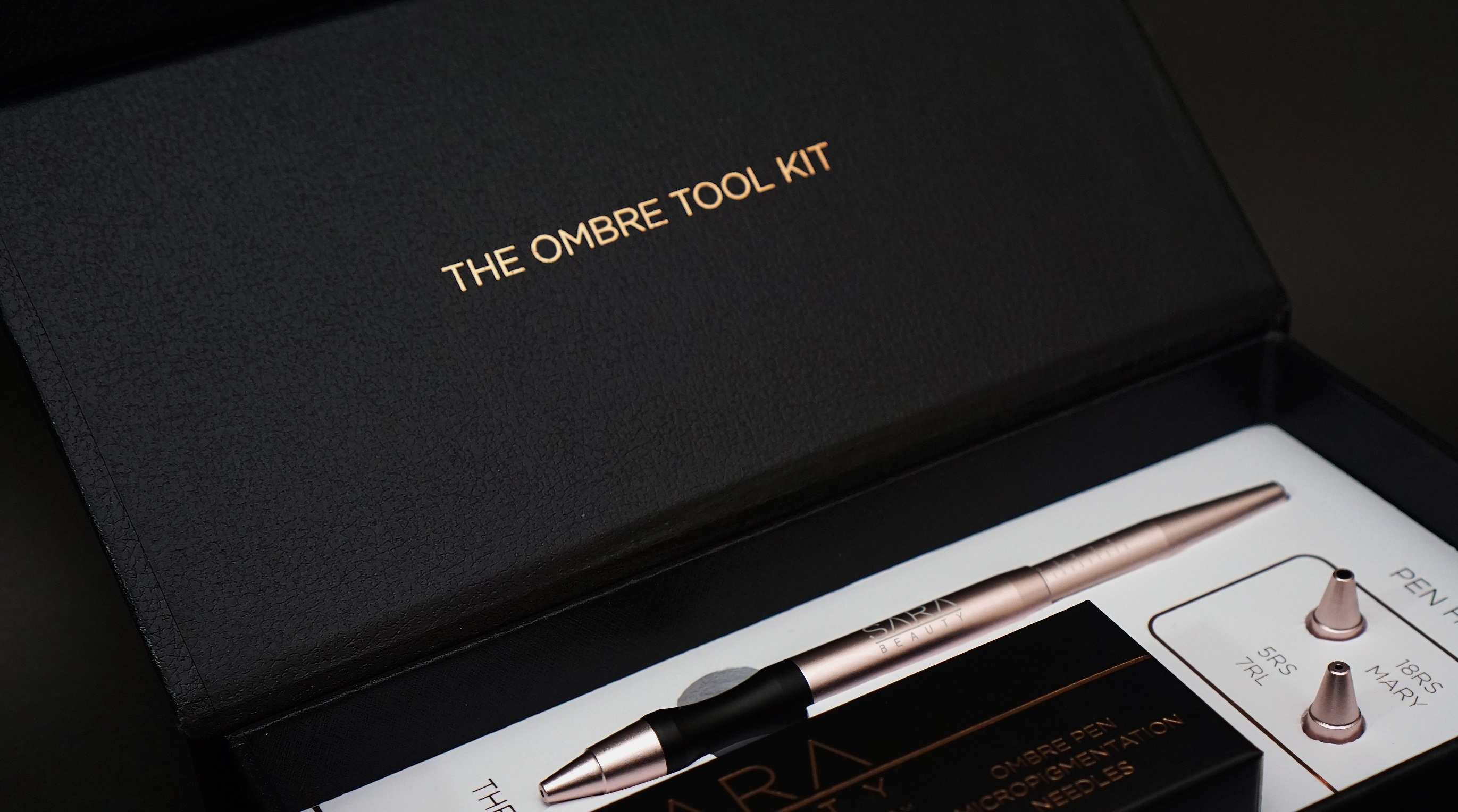 The Ombre Tool Kit